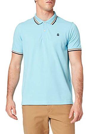 Cortefiel Poloshirt met korte mouwen met logo voor heren.