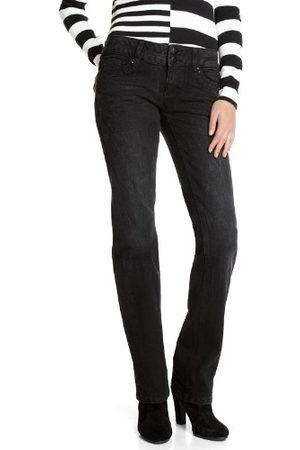 Esprit Dames jeans 113CC1B008 Five Straight Fit (rechte broek) normale band