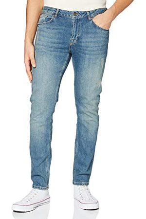 Lee Cooper Heren LeeCooper jeans, petroleumblauw, standaard
