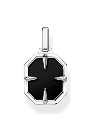 Thomas Sabo Unisex hanger Black Cat 925 sterling zilver PE862-698-11
