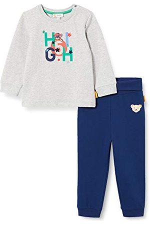 Steiff Baby-jongensset Jogger + sweatshirt