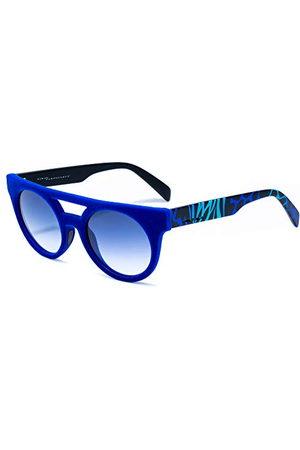 Italia Independent Unisex volwassenen 0903V-022-ZEB zonnebril, (Azul), 50.0