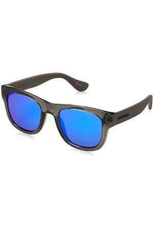 Havaianas Unisex Paraty/M zonnebril, (donkergrijs), 50