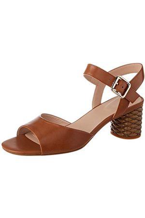 Geox D02GNC00043C, open sandalen met sleehak dames 40 EU