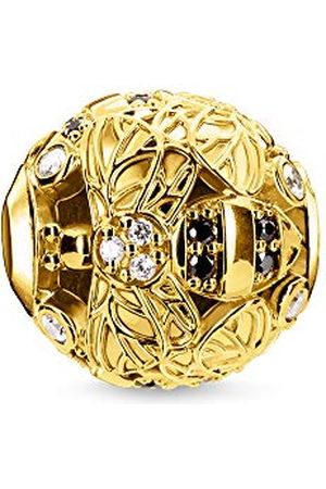 Thomas Sabo Bead Bee 925 sterling zilver geelgoud verguld K0331-414-18