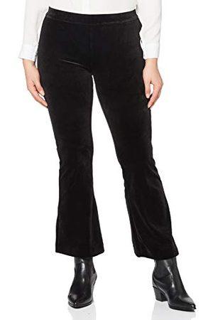 VERO MODA Vmkamma Mr Flared Velvet Cord Pant Color broek voor dames