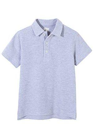 Gocco Jongens Polo Bã?? sico Melange Shirt