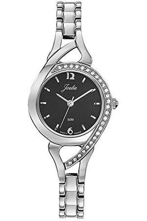 Joalia Dames analoog kwarts horloge met messing armband 633052