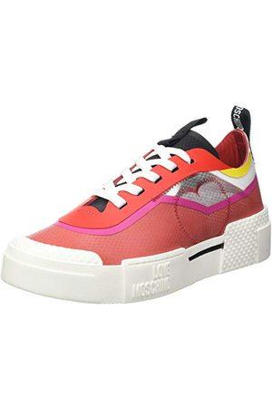 Love Moschino Dames Sneakers, Collectie Lente Zomer 2039, Schoenen