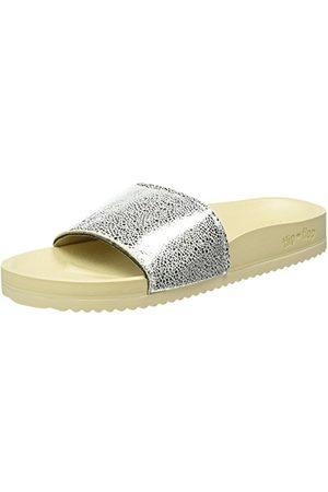 flip*flop 30197, open sandalen met sleehak dames 38 EU