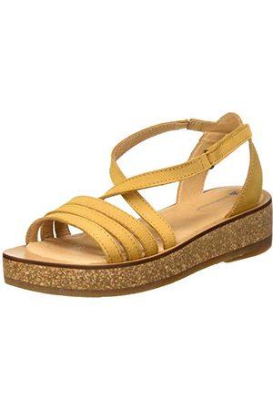 El Naturalista N5592, open sandalen met sleehak Dames 39 EU