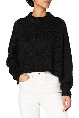 Urban classics Dames dames dames oversized turtleneck veer sweatshirts