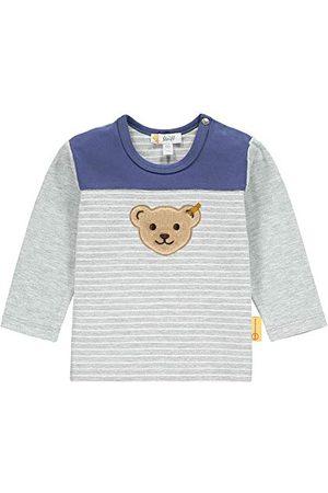 Steiff Baby-jongen lange mouwen kleine kinderen T-shirt-set