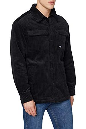 Urban classics Corduroy shirt jas voor heren