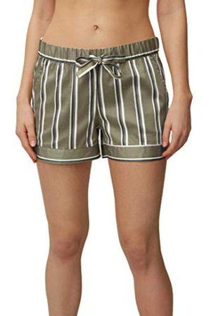 Marc O'Polo Body & Beach Marc O'Polo Body & Beach dames mix W-shorts slaappak broek
