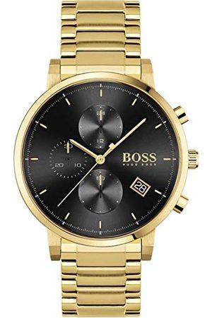 HUGO BOSS Heren Horloges - Kwarts horloge met roestvrij stalen armband 1513781
