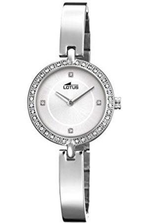 Lotus Womens Analoog Quartz Horloge met RVS Band 18547/1