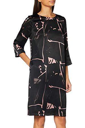 Apart Dames Printed Burn-out jurk cocktailjurk