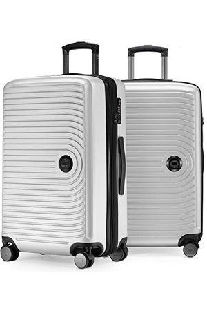 Hauptstadtkoffer MITTE - hard shell Koffer Trolley, Ingecheckte bagage uitbreidbaar, TSA, 68 cm, 88 L