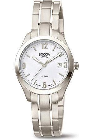 Boccia Klassiek horloge 3317-01