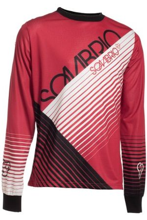 Sombrio Heren Race Jersey Duster, mars rood, L, SO-JER-2101_L_187