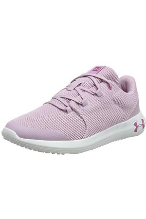Under Armour Unisex Kids GS Ripple 2.0 Running Shoes, Pink (Pink Fog/White/Pace Pink (600) 600), 6.5 UK