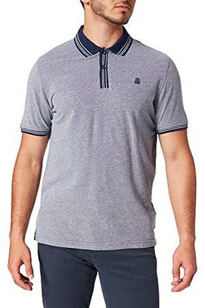 Cortefiel Poloshirt met korte mouwen en Oxford-weefsel, voor heren.