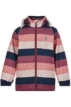 Minymo Softshell Stripe Shell Jacket voor meisjes