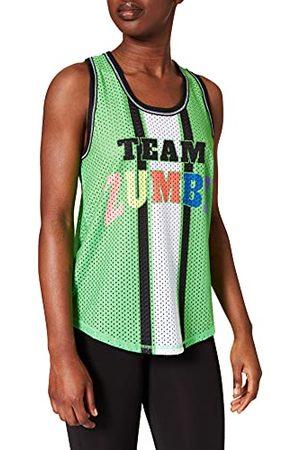 Zumba Fitness Vrouwen Ademend Losse Mesh Fitness Atletische Workout Tank Tops Tanktops