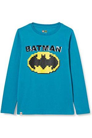 LEGO Wear Jongens Mw-lange mouwen omkeerbare pailletten Batman T-shirt