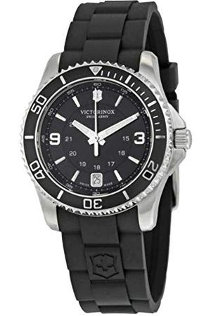 Victorinox Dameshorloge Maverick chronograaf kwarts roestvrij staal 241702