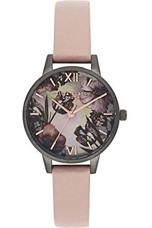 Olivia Burton Japans Kwarts Horloge met Kunststof Armband OB16TW04