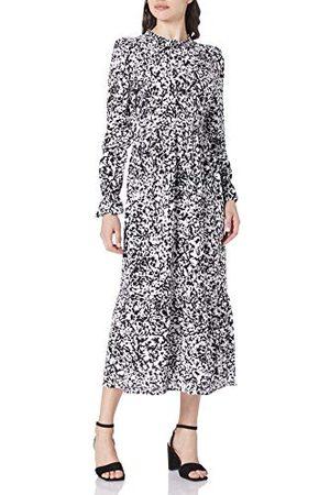 ONLY Onlolympia L/S Midi Dress WVN jurk voor dames