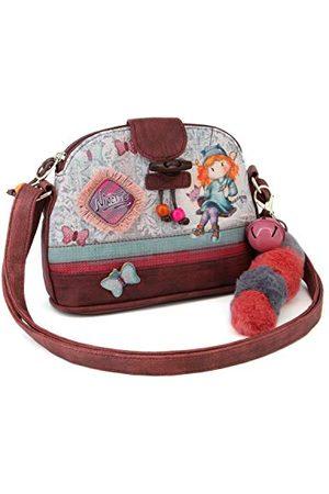 Forever Ninette Swing-tas met schouderriem, 20 cm, meerkleurig