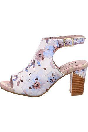 LAURA VITA 0002486, open sandalen met sleehak Dames 40 EU