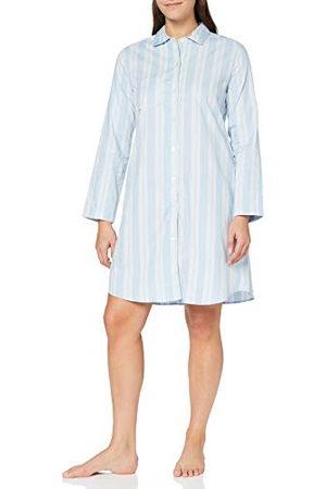 Seidensticker Zijdesticker dames dames sleepshirt, lange mouwen nachthemd