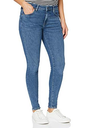 Superdry Dames Mid Rise Skinny Jeans