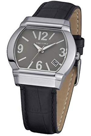 TIME FORCE Dameshorloge analoog digitaal automatisch met armband van Cloth S0322780