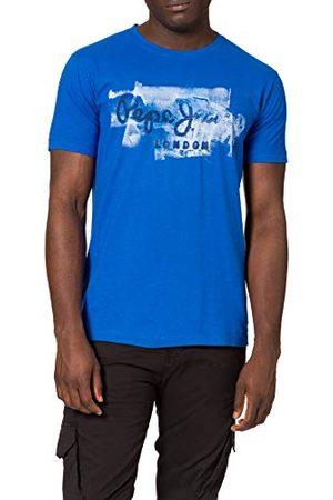 Pepe Jeans Golders – T-shirt – eenkleurig – korte mouwen – heren