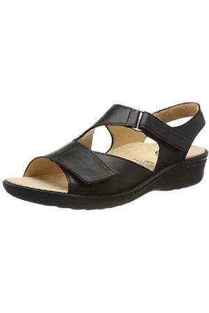 Ganter 5-205851, open sandalen met sleehak dames 40 EU Weit