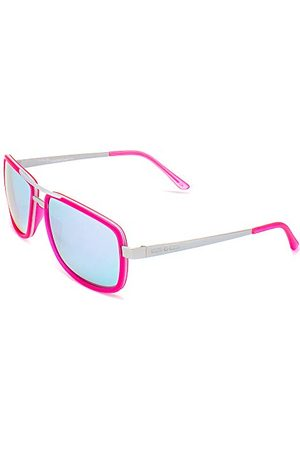 Italia Independent 0071-018-000 zonnebril, roze, 55 unisex