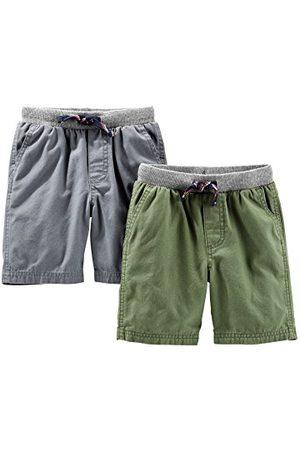 Simple Joys by Carter's Simple Joys van Carter's Baby Boys' Shorts (pak van 2)