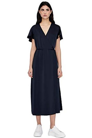 Armani Dames Blueberry Jelly Business Casual Dress