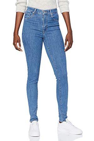 Levi's Mile High Super Skinny Jeans voor dames