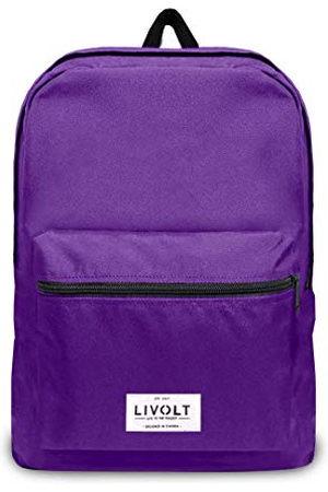 Livolt Royal Purple Rugzak, Unisex, volwassenen, , 30 l