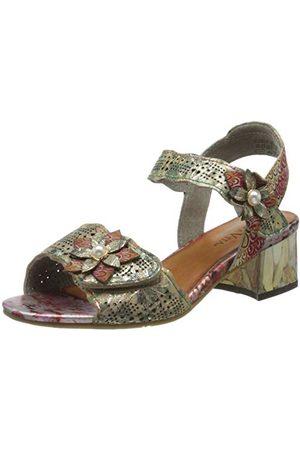 LAURA VITA HUCBIO 05, open sandalen met sleehak Dames 36 EU