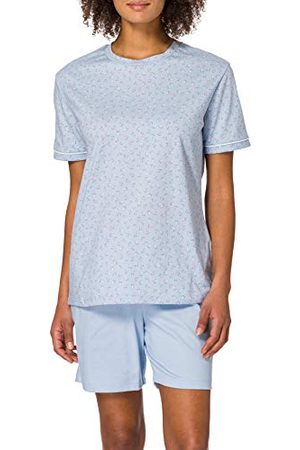 Seidensticker Zijdesticker dames dames pyjama korte pyjamaset