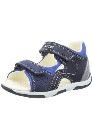 Geox B920XB08522, slipper Baby-Jongens 19 EU
