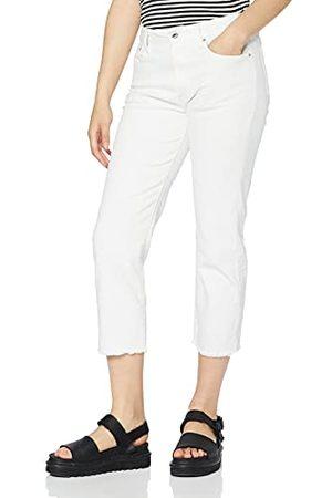 G-Star Dames Jeans 3301 Mid Waist Boyfriend Ripped