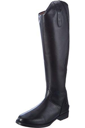 Hkm Rimini, rijlaarzen voor volwassenen, standaardlengte/breedte9100 zwart37 broek, 9100 , 37